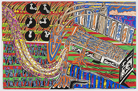 Linda Sibio at Andrew Edlin Gallery