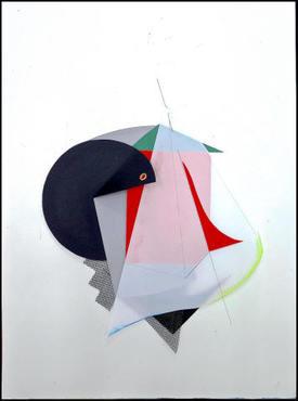 Carl Hazlewood at June Kelly Gallery